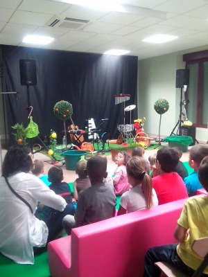 Semaine Culturelle - spectacle musical