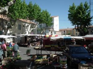 Marché - Place des 140