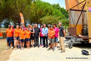 30ème tournée d'été Hérault Sports