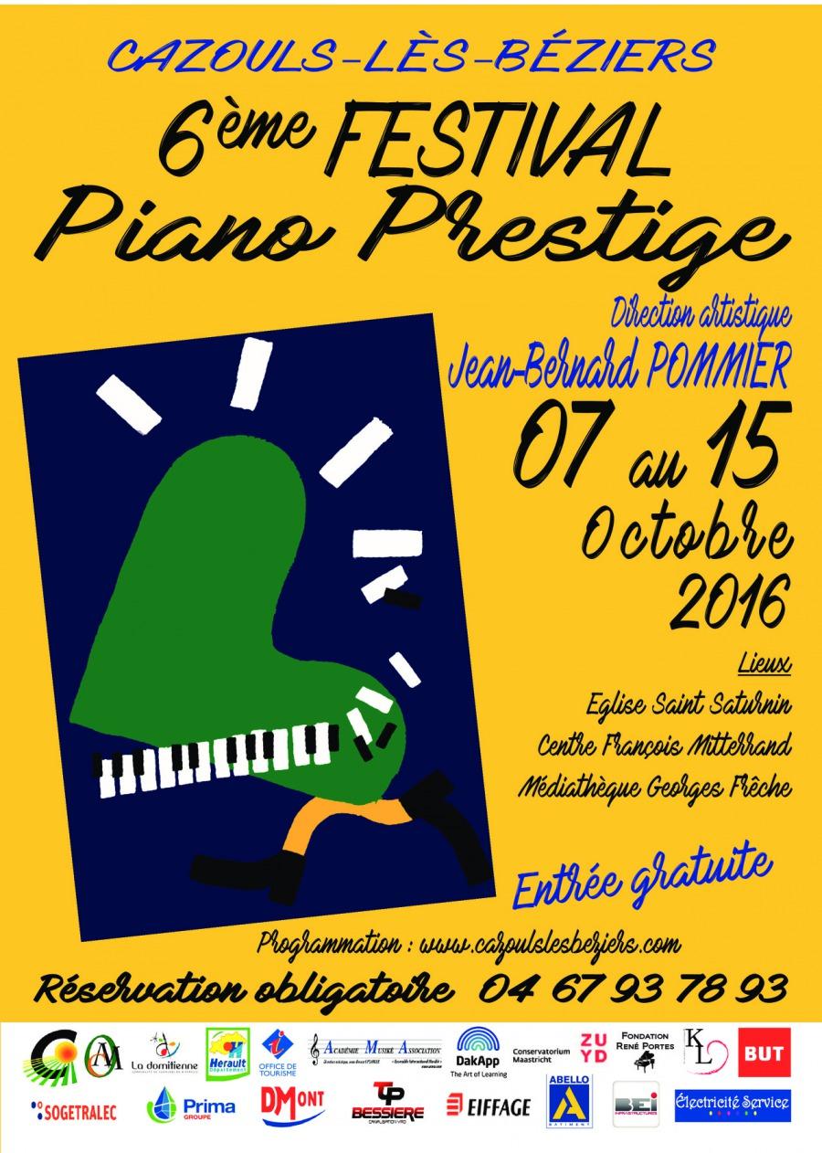 6ème Festival Piano Prestige