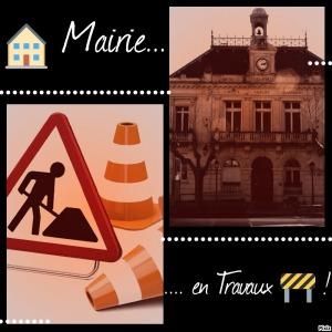 Travaux Mairie