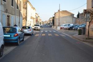 Travaux d'aménagement de l'Avenue Jean Jaurès