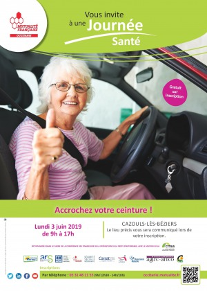 Action « Senior, attachez vos ceintures »