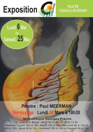 Exposition : Paul Meerman