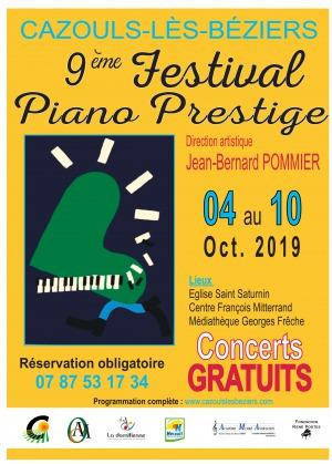 9ème Festival Piano Prestige