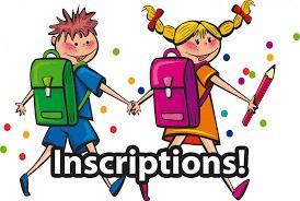 Inscription scolaire 2020 - 2021