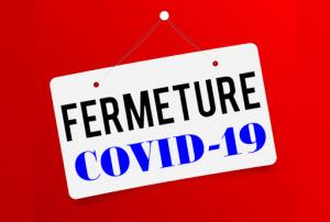 COVID 19 - Fermeture des salles communales