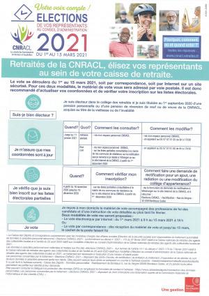 Information aux retraités CNRACL de la commune de Cazouls-lès-Béziers