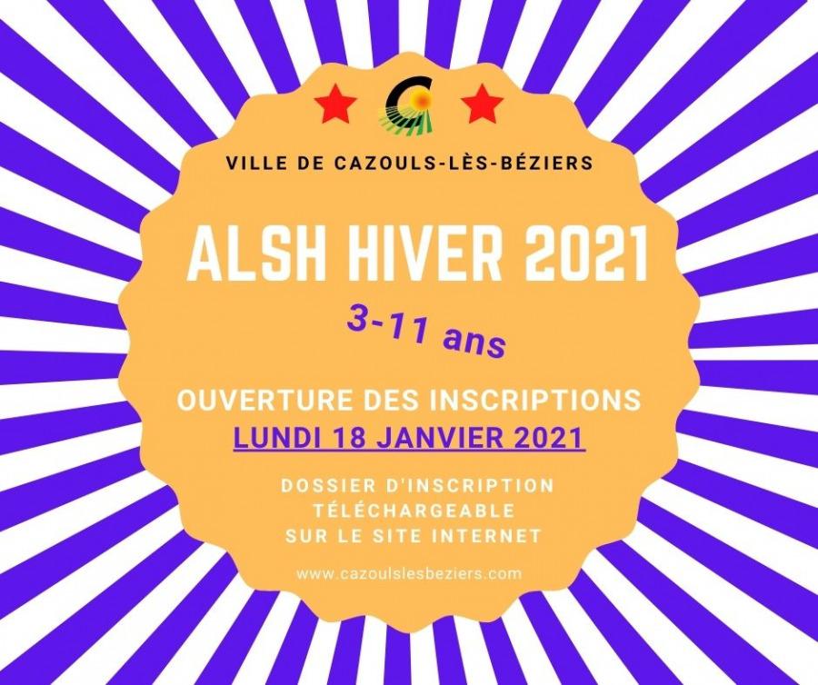 Centre de Loisirs : Ouverture des inscriptions (ALSH 3-11 ans)