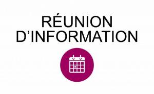 Réunion d'information - Associations cazoulines