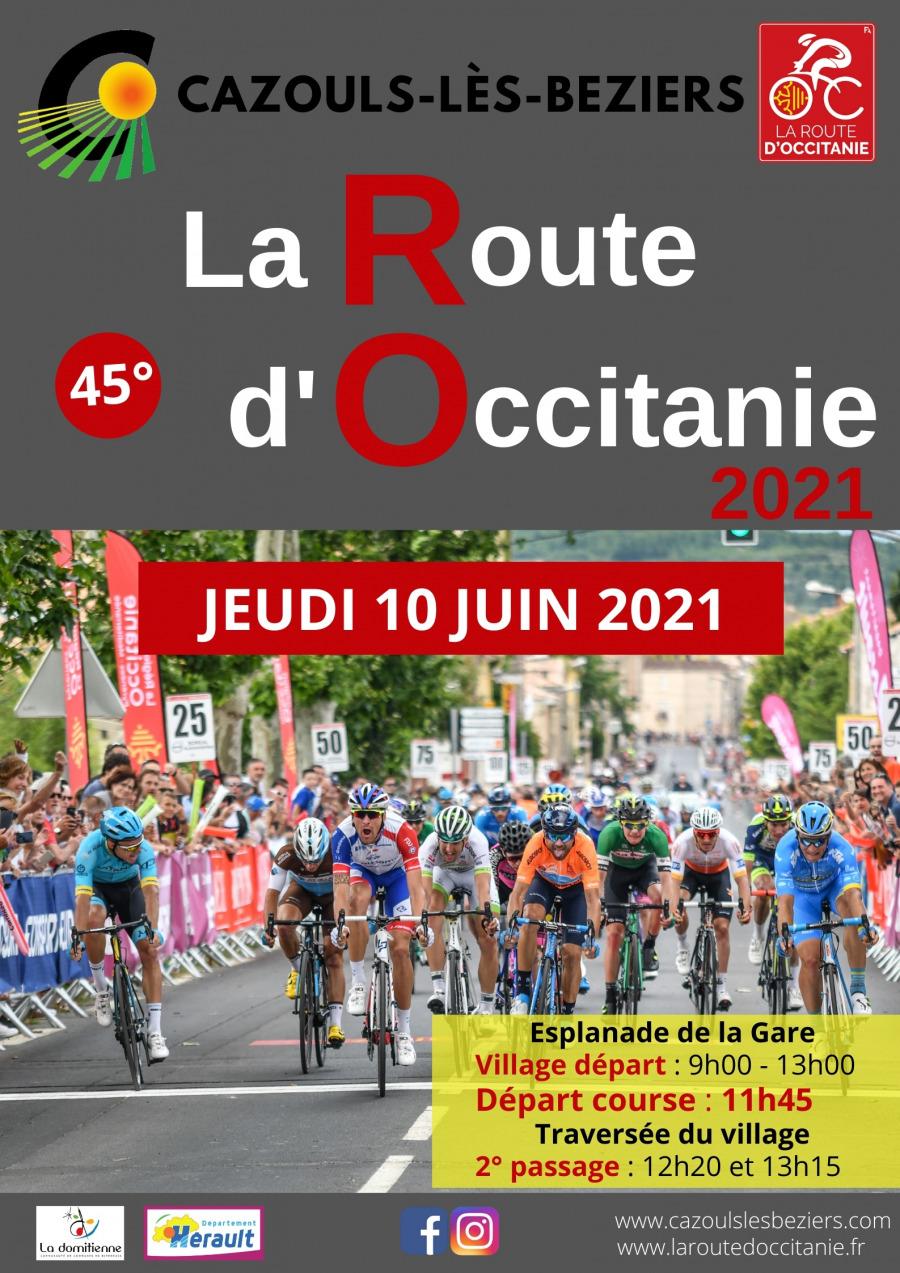 """45ème édition """"La Route d'Occitanie"""""""