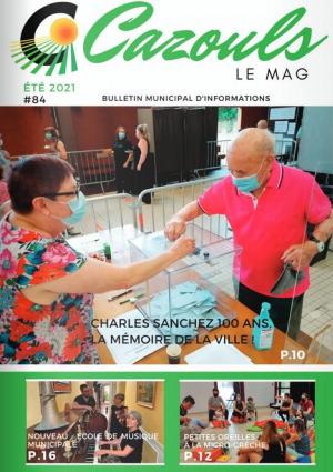 Cazouls le Mag n°84