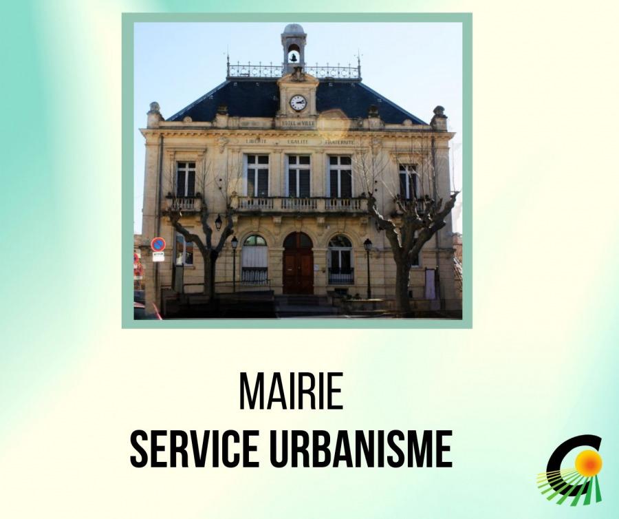Information - Service Urbanisme