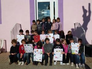 La poésie s'invite à l'école Ste Bernadette