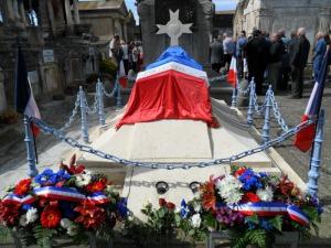 Cérémonies commémoratives du 8 mai 1945