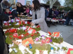 Marché de Noël - Ecole Ste Bernadette