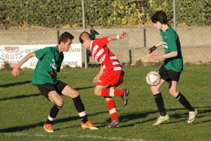 ESCMM football : Quelques jolis matchs avant la trêve