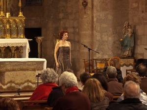 Concert église : Duo Canticel