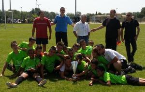 Les U15 font briller l'Étoile Sportive Cazouls, Maraussan, Maureilhan