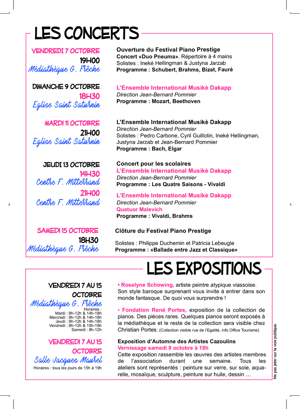 flyer action culturelle cazouls page1