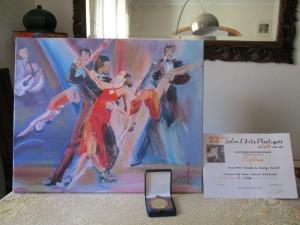 Exposition peintures