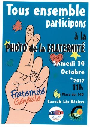 Photo de la Fraternité
