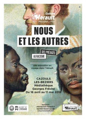 """Exposition""""Nous et les autres. Des préjugés au racisme"""""""
