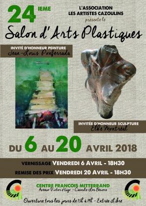 24ème Salon d'Arts Plastiques