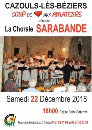 Spectacle vivant - Chorale