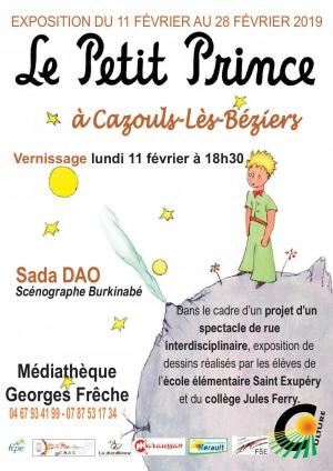 Exposition - Le Petit Prince