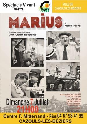 Pièce de Théâtre - MARIUS