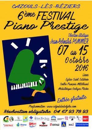 Festival Piano Prestige 2016