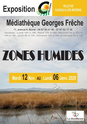 """Exposition : Zones Humides"""""""
