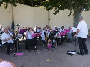 Concert - Harmonie Cazouline