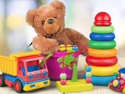Vente de jouets -  Secours Populaire