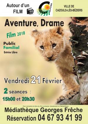 Projection cinéma - Familial