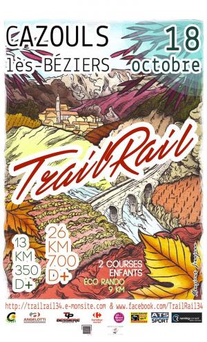 Trail Rail 34
