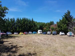 Rétros Cazoulins - Exposition de véhicules Ford