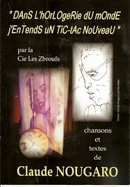 """Spectacle - """"Dans l'horlogerie j'entends un tic-tac nouveau"""" Compagnie les Zbroufs"""