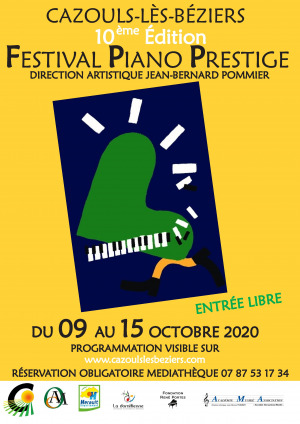 10ème Festival de Piano Prestige