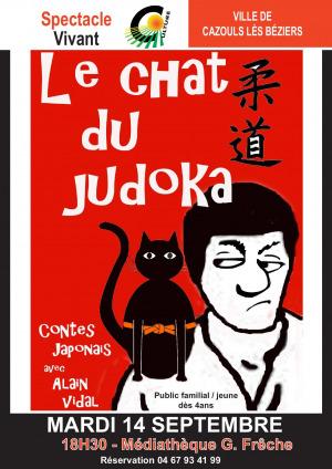 """Spectacle - """"Le Chat du Judoka"""""""