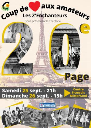 Concert des Z'enchanteurs