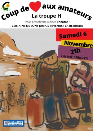Théâtre - La retirada